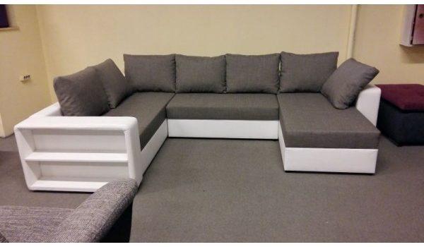 Dallas U-alakú sarok kanapé * RENDELHETŐ*