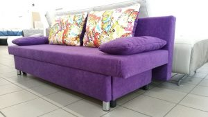 Nyitható ifjúsági kanapé, többféle színben raktáron
