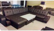 Lady U-alakú kanapé