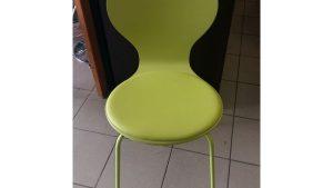 Banán-zöld szék