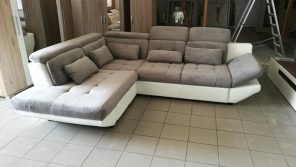 Azonnal vihető modern kanapé