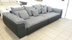 BIGPOINT kanapé, modern vonalvezetésű kényelmes bútor