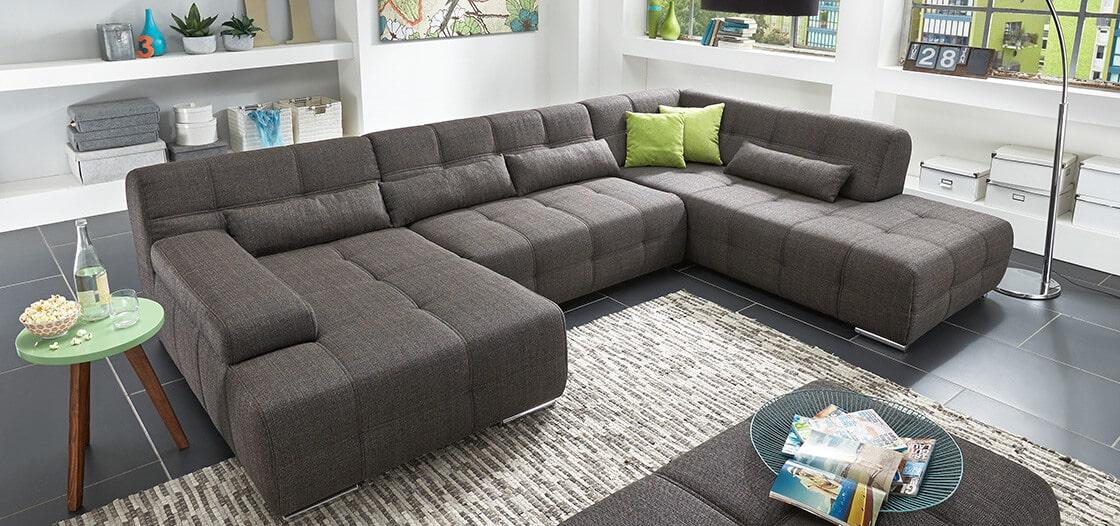 U alakú kanapék - ABútorOutlet