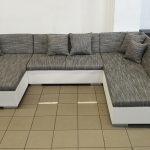 Most bevezető áron vásárolhatja meg ezt a több mint 3 méteres ülőgarnitúrát