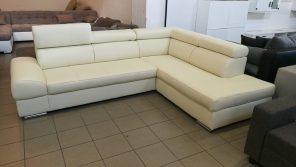 Luxus kivitelezésű kanapé, reális áron