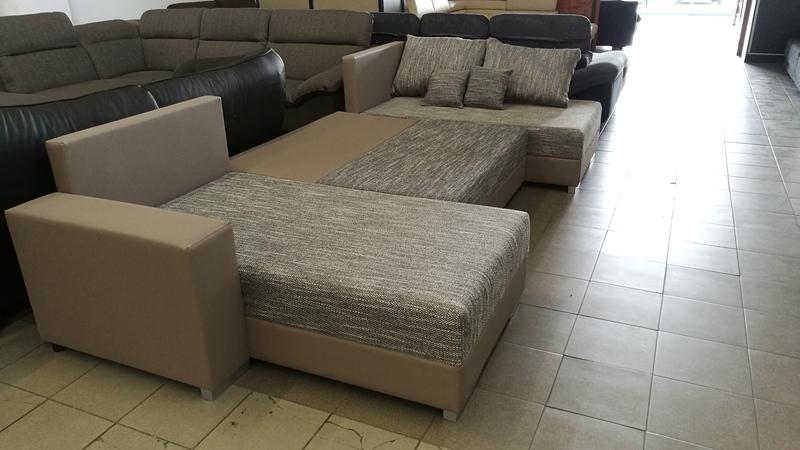 Az Enrico kanapé pillanatok alatt ággyá alakítható