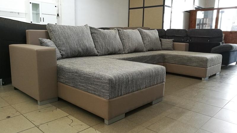 Az Enrico kanapét teljesen saját ízlése szerint alakíthatja ki.