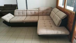 Extra modern, kényelmes kanapé