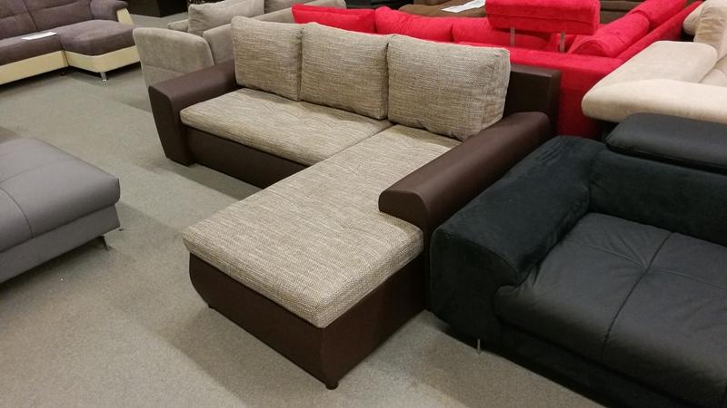 """Joey """"L"""" alakú kanapé, többféle színben rendelhető kisebb ülőgarnitúra"""