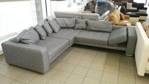 Sierra modern minimalista stílusban készült fix design kanapé