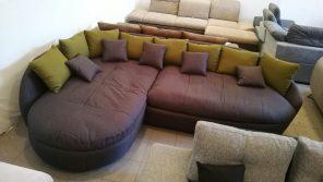 Különleges, kényelmes design kanapé
