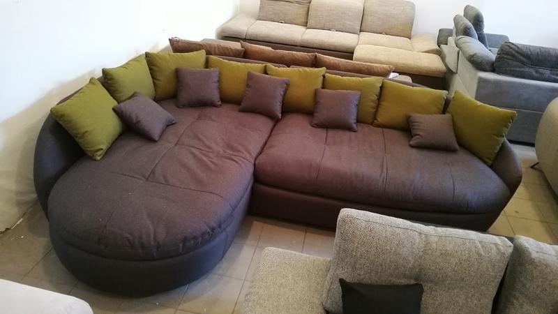 ARUBA II, különleges és kényelmes design kanapé