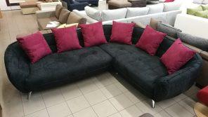 Modern, elegáns fix design kanapél