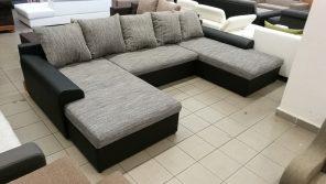 Hatalmas bonell rugós, családi kanapé