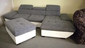 Kényelmes, modern bútor most ajándék puffal
