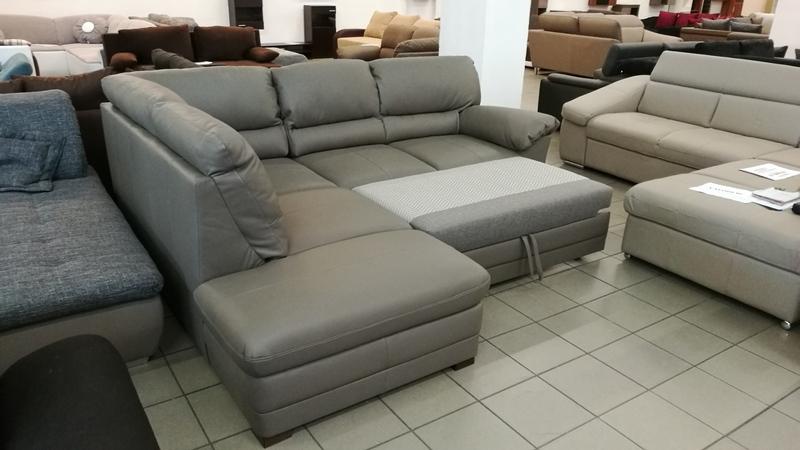 A Viareggio kanapé, pillanatok alatt ágynak nyitható