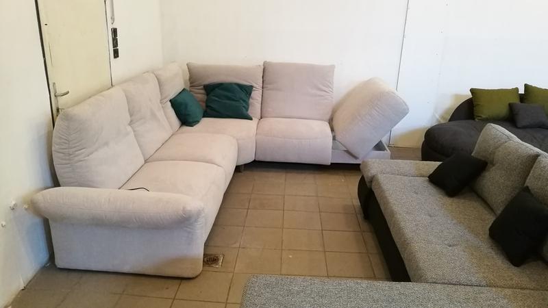 Modern formavilág, extra kényelem, exkluzív kivitelezés és megjelenés: BRASILIA kanapé