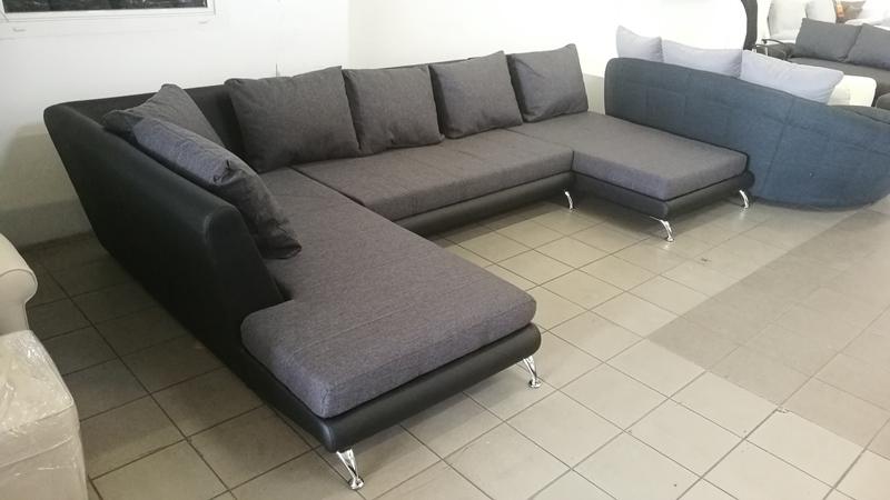 """KAIMAN """"U"""" alakú ülőgarnitúra többféle színben rendelhető, kényelmes impozáns bútor"""