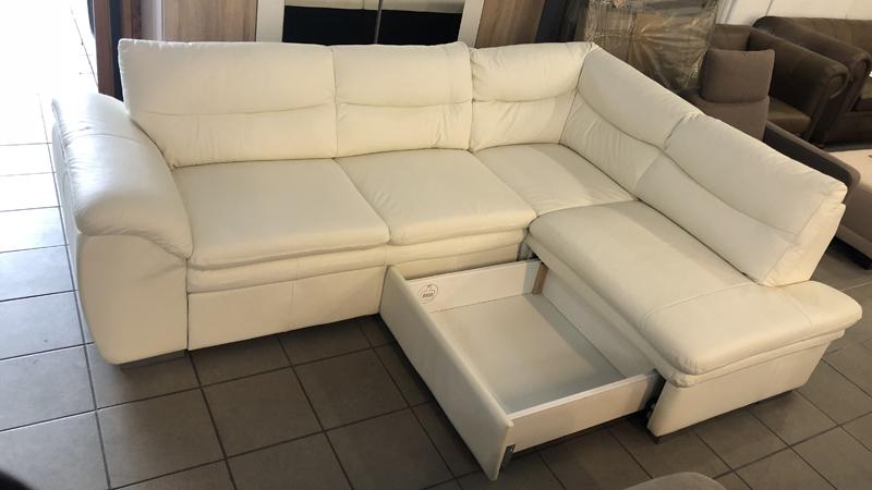 Leandra praktikus ágyneműtartós kanapé