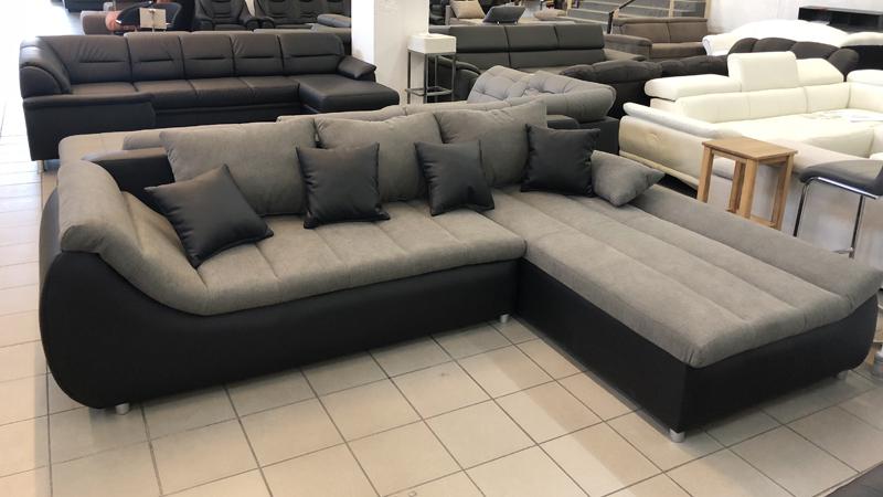 Rondo L alakú modern kanapé