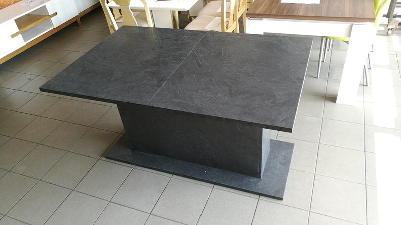 Tökéletes tervezés, impozáns márványos bútorlap