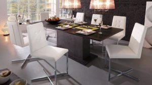 TECHNOS bővíthető étkezőasztal