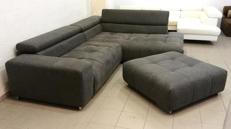 FIX design kanapé, most ajándék puffal
