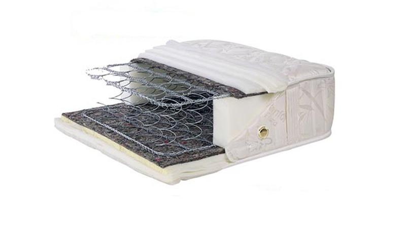 26-os és 30-as sűrűségű szivaccsal készült, extra minőségi matrac herkules rugókkal