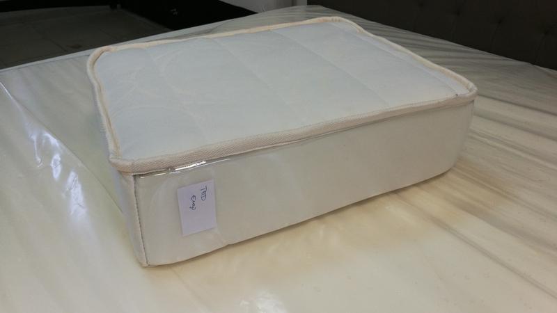 Többféle méretben rendelhető matrac