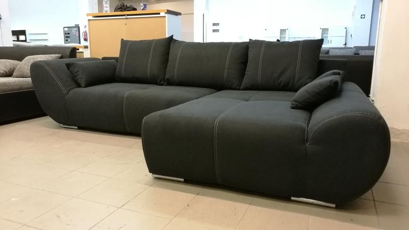 Rugós ülőfelületű, modern kényelmes bútor
