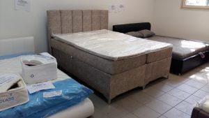 ledes modern ágy