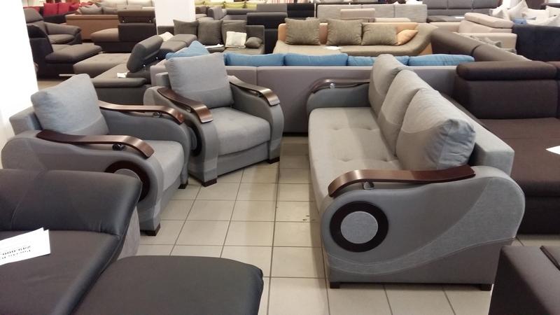 Modern ülőgarnitúra a PUERTO RICO