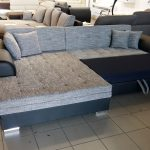 Kétszemélyes ágynak nyitható sarokkanapé