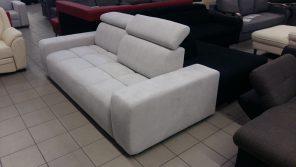 Kényelmes rugós kanapé