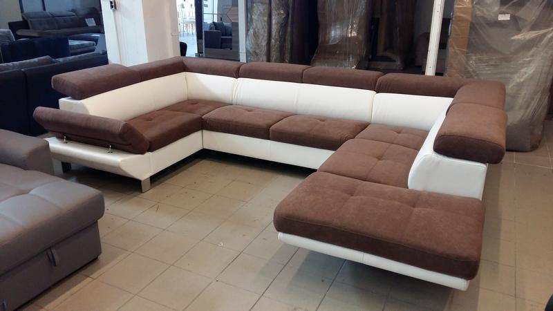 BALI U alakú kanapé - ABútor Outlet