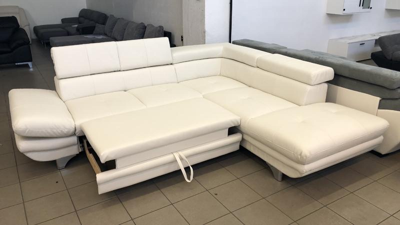 Enterprise ágynak nyitható sarokkanapé