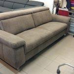 LAVA állítható fejtámlás, 3 személyes kanapé