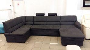 Kényelmi U alakú kanapé