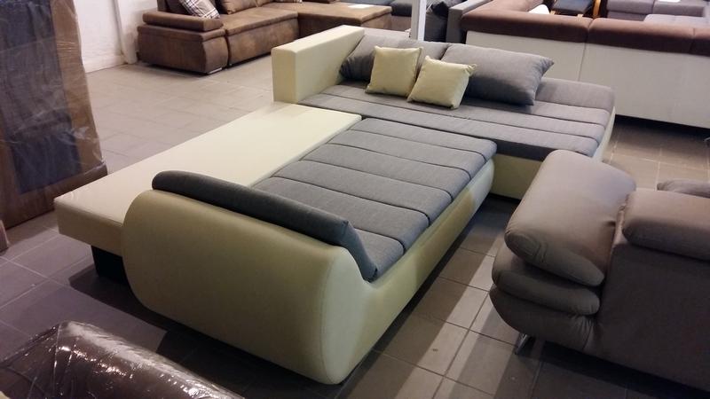 Kényelmes ágynak nyitható sarokkanapé