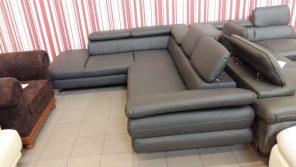 Balos állású elegáns kanapé