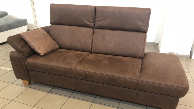 Lava kényelmes, állítható fejtámlás kanapé