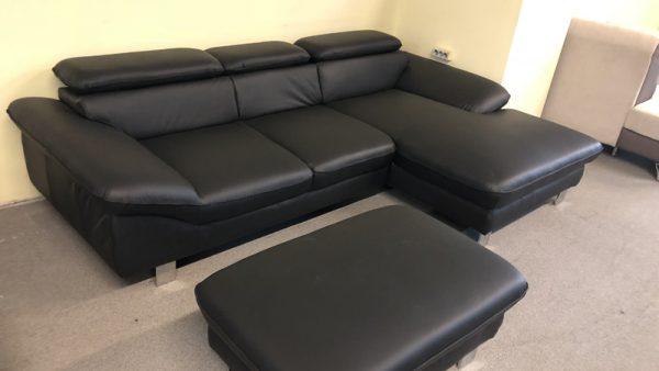 Driver valódi bőr kényelmi kanapé