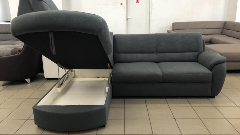 Pandora praktikus ágyneműtartós kanapé