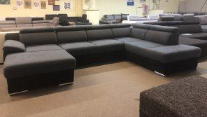 Xenia design U alakú kanapé