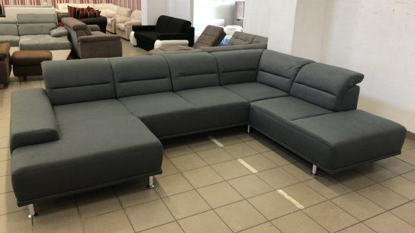 MAriola U alakú extra kényelmes kanapé