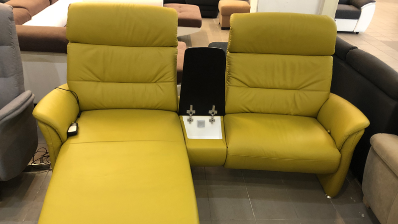 Morrison relax kanapé, felnyitható asztallal