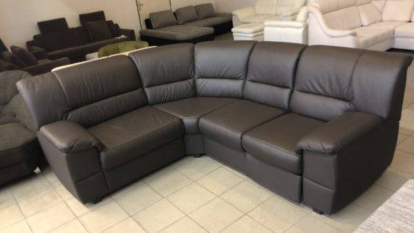 Centro valódi bőr kényelmi kanapé