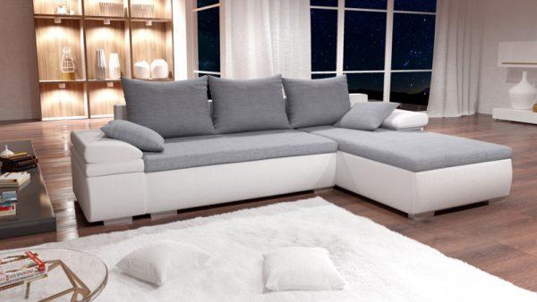 CÉZANNE sarok, emlékező habmatracos többféle színben rendelhető fenséges megjelenésű bútor.