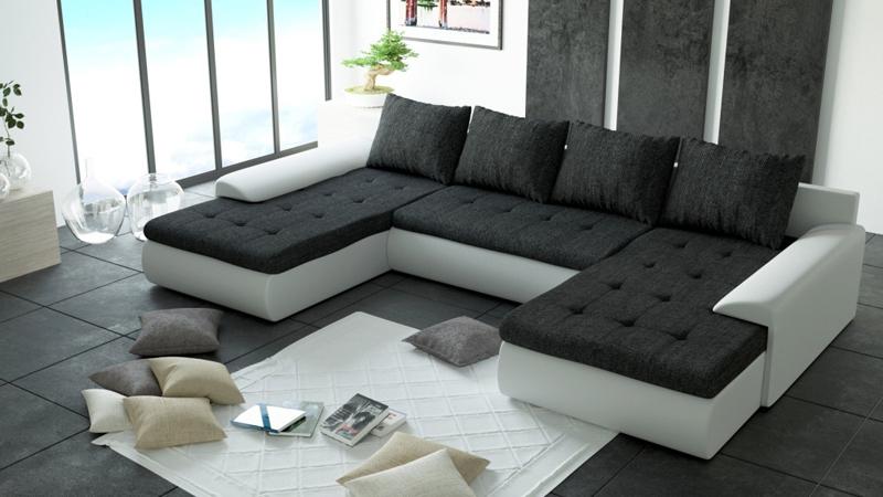 Bevezető áron tört a magyar piacra, ez a remek bonell rugós családi kanapé JOEY II néven