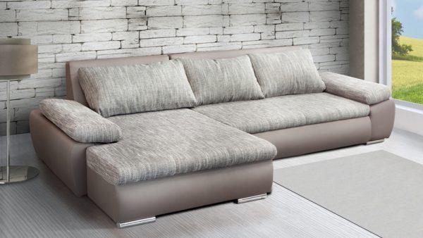 Elegáns megjelenésű fiatalos kanapé